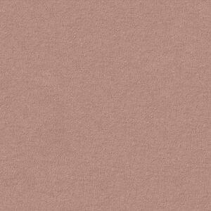 Bemz IKEA - Poäng Footstool Cover, Dusty Pink, Velvet - Bemz