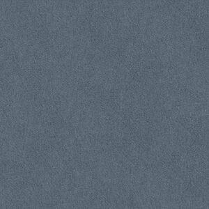 Bemz IKEA - Ängby 3 Seater Sofa Cover, Faded Blue, Velvet - Bemz