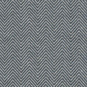 Bemz IKEA - Karlstad Corner Sofa Cover (2+3), Denim, Conscious - Bemz