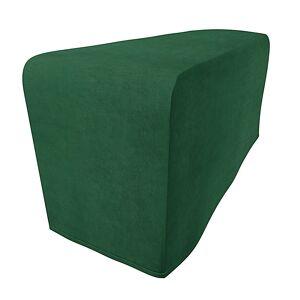 Bemz IKEA - Göteborg Armrest Protectors (One pair), Ivy Green, Velvet - Bemz