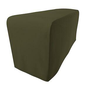 Bemz IKEA - Göteborg Armrest Protectors (One pair), Moss Green, Cotton - Bemz