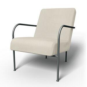Bemz IKEA - IKEA PS Chair Cover, Unbleached, Linen - Bemz