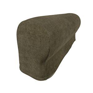 Bemz IKEA - Jennylund Armrest Protectors (One pair), Sage, Velvet - Bemz