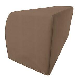 Bemz IKEA - Kramfors Armrest Protectors (One pair), Portabella, Cotton - Bemz