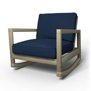 Bemz IKEA - Lillberg Rocking Chair Cover, Peacoat, Corduroy - Bemz