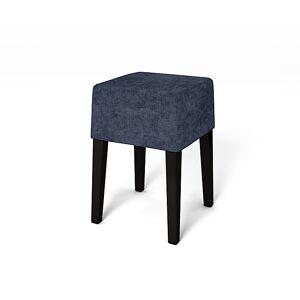 Bemz IKEA - Nils Stool Cover, Denim, Velvet - Bemz