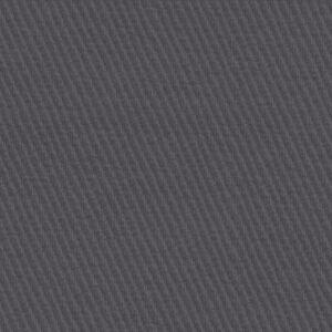 Bemz IKEA - Falsterbo Footstool Cover, Graphite Grey, Cotton - Bemz