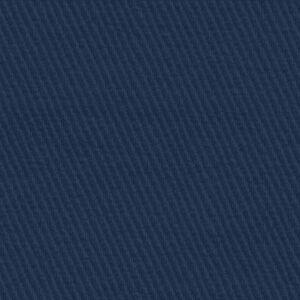 Bemz IKEA - Pällbo Footstool Cover, Navy Blue, Cotton - Bemz