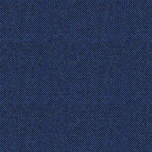 Bemz IKEA - Klippan Footstool Cover, Deep Navy Blue, Conscious - Bemz
