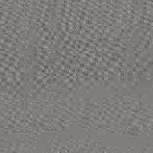 Bemz IKEA - Ektorp Footstool Cover, Zinc Grey, Linen - Bemz