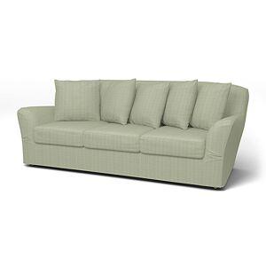 Bemz IKEA - Tomelilla 3 seater sofa, Seagrass, Corduroy - Bemz