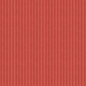 Bemz IKEA - Tomelilla 3 seater sofa, Brick Red, Corduroy - Bemz