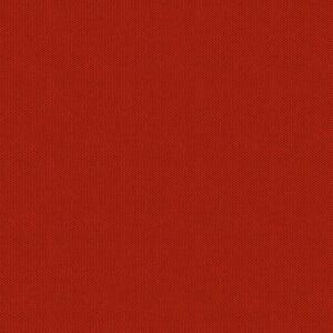 Bemz IKEA - Klippan Footstool Cover, Cinnabar Red, Cotton - Bemz