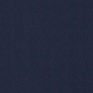 Bemz IKEA - Grönlid Footstool Cover, Deep Navy Blue, Cotton - Bemz