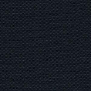 Bemz IKEA - Nils Dining Chair Cover, Jet Black, Cotton - Bemz