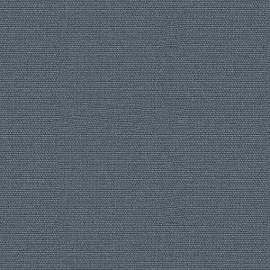 Bemz IKEA - Vallentuna Low Backrest Cover 100x80cm 39x32in, Steel Blue, Cotton - Bemz