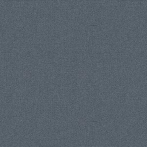 Bemz IKEA - Henriksdal Barstool Cover (Large model), Steel Blue, Cotton - Bemz
