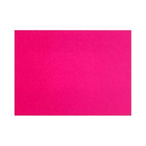"LUX Flat Cards, A2, 4 1/4"" x 5 1/2"", Hottie Pink, Pack Of 500"