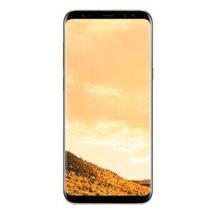 Samsung Galaxy S8+ G955F Cell Phone, Maple Gold, PSN100988
