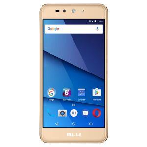 BLU Grand XL LTE G0031WW Cell Phone, Gold, PBN201326