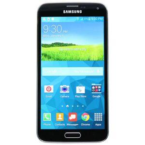 Samsung Refurbished Galaxy S5 G900V Cell Phone For Verizon Wireless/Unlocked, Black, PSC100009