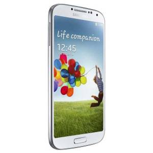 Samsung Galaxy S4 I337 Refurbished Cell Phone, White, PSC100127
