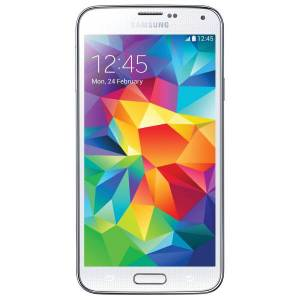 Samsung Galaxy S5 G900A Certified Refurbished Cell Phone, White, PSC100008