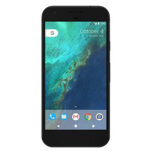 Google Pixel XL Cell Phone, Just Black, PGN100021