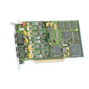 DIALOGIC CORPORATION - SERVICES Dialogic D4PCIUFW Combined Media Board - 4 - PCI - PCI Half-length