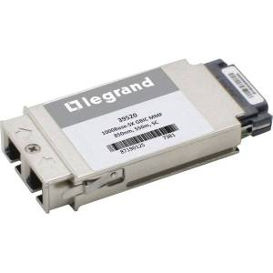 C2G Cisco WS-G5484 compatible 1000Base-SX GBIC Transceiver (MMF, 850nm,550m, SC) - For Data Networking, Optical Network - 1 x 1000Base-SX, GBIC, Duple