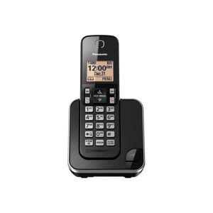 Panasonic DECT 6.0 Expandable Cordless Phone, 1 Handset, KX-TGC350B