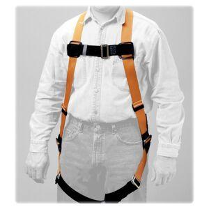 Miller Protection Kit, Full-Body Harness, 310-Lb Capacity, Black/Yellow