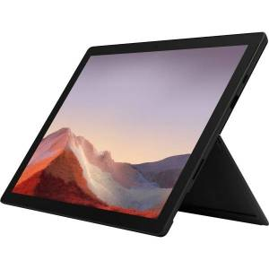 "Microsoft Surface Pro 7 - Tablet - with detachable keyboard - Core i7 1065G7 / 1.3 GHz - Windows 10 Home - 16 GB RAM - 256 GB SSD - 12.3"" touchscreen"