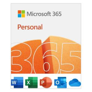 Microsoft 365 Personal 12-Month