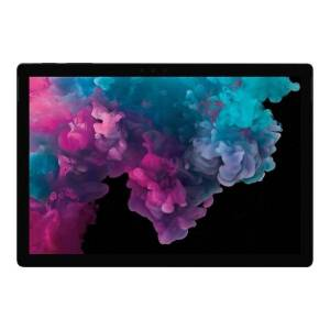 """Microsoft Surface Pro 6 Tablet - 12.3"""" - 8 GB RAM - 256 GB SSD - Windows 10 Home - Platinum - Intel Core i7 8th Gen 1.90 GHz microSDXC Supported - 273"""