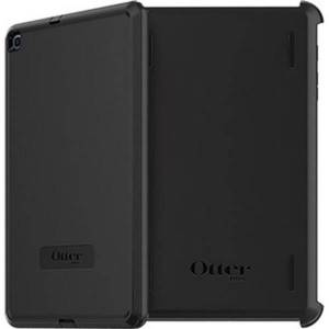"OtterBox Galaxy Tab A (2019, 10.1"") Defender Series Case - For Samsung Galaxy Tab A Tablet - Black - Anti-slip, Dirt Resistant, Dust Resistant, Lint R"