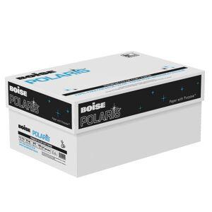 """Boise POLARIS Premium Color Copy Paper, Tabloid Extra Size (18"""" x 12""""), 98 (U.S.) Brightness, 28 Lb, White, FSC Certified, 500 Sheets Per Ream, Case"""