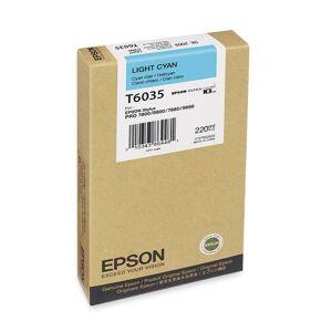 Epson Original Ink Cartridge - Inkjet - Light Cyan - 1 Each