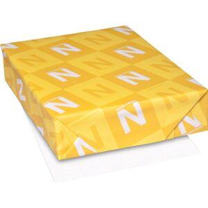 "Neenah Paper Atlas 25% Cotton Bond Light Cockle Paper, Letter Size (8-1/2"" x 11""), 24 Lb, Ultra Bright White, 500 Sheets Per Ream, Case Of 10 Reams"