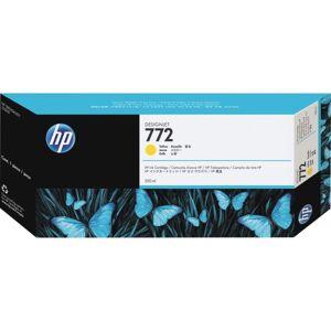 HP 772 Yellow Ink Cartridge (CN630A)
