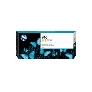 HP 746 300-mL Yellow Ink Cartridge (P2V79A)