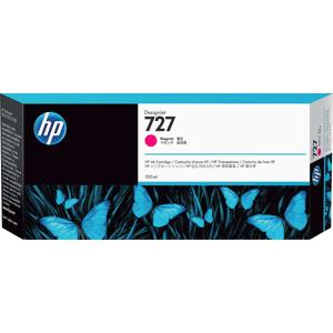 HP 727 High-Yield Magenta Ink Cartridge (F9J77A)