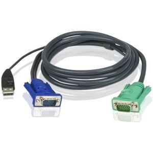 Aten USB KVM Cable - 10ft