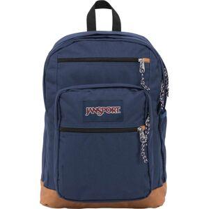 """JanSport Big Student Backpack With 15"""" Laptop Pocket, Navy"""