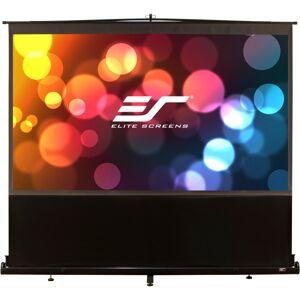 "Elite Screens ezCinema Series - 84-INCH 4:3, Manual Pull Up, Movie Home Theater 8K / 4K Ultra HD 3D Ready, 2-YEAR WARRANTY, F84NWV"""