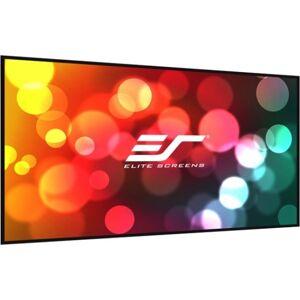 "Elite Screens? Insta-DE Series - 63-inch 4:3, Wall Covering Dry Erase Marker WhiteBoard Projection Screen, Model: IWB63VW"""