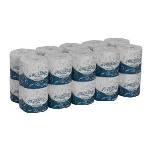 Angel Soft Ultra Professional Angel Soft by GP PRO Ultra Professional Series 2-Ply Embossed Toilet Paper Convenience Pack, 400 Sheets Per Roll, Pack Of 20 Rolls