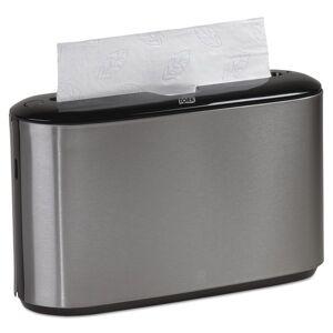 Tork Xpress Countertop Towel Dispenser, Black/Stainless Steel