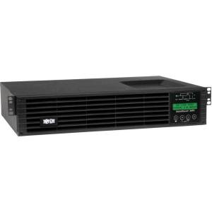 Tripp Lite UPS Smart Online 1000VA 900W Rackmount 120V Extended Run LCD USB DB9 2URM - 2U Rack/Tower - 3 Hour Recharge - 4.80 Minute Stand-by - 110 V