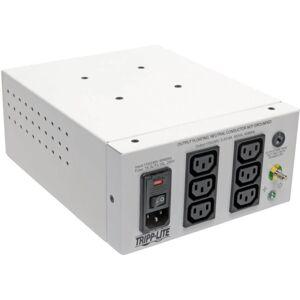 Tripp Lite Isolator Series Dual-Voltage 115/230V 600W 60601-1 Medical-Grade Isolation Transformer, C14 Inlet, 6 C13 Outlets - Transformer - AC 115/230